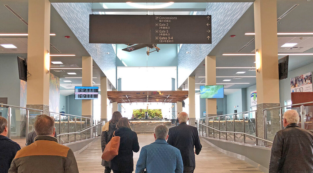 Ithaca Tompkins International Airport Keeps Community Connected